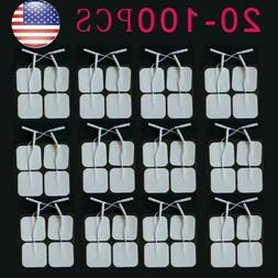 50x Replacement Tens Electrode Pads EMS for Units 7000 3000