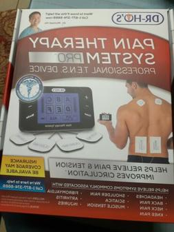 DR-HO'S ® Pain Therapy System Pro Basic Package TENS Machin