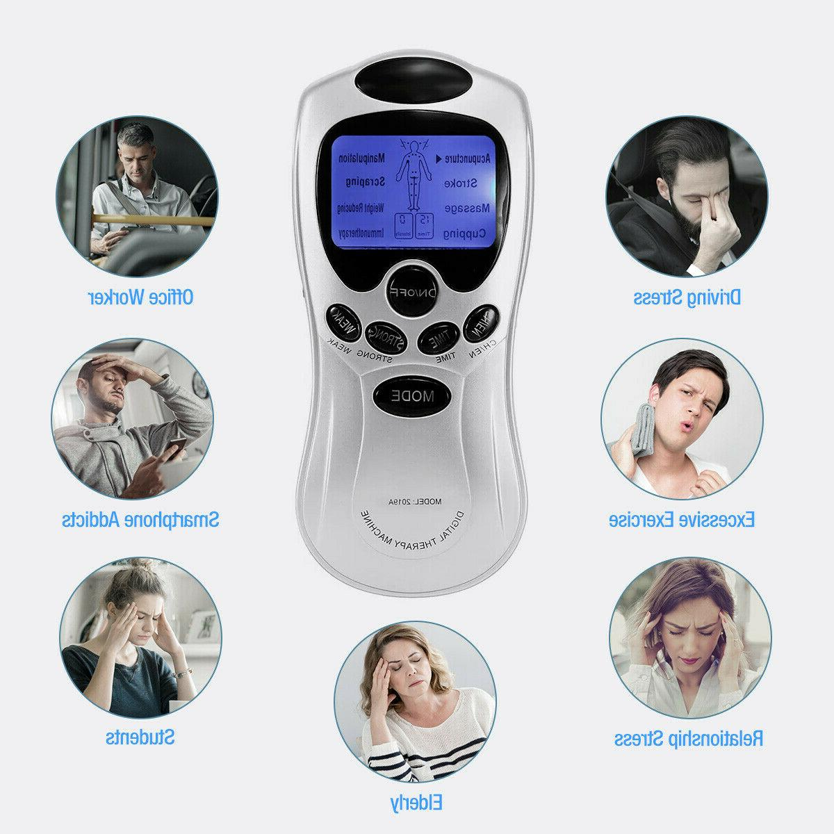 Tens Unit Pulse Therapy