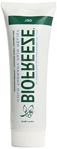 Biofreeze Pain Reliever 360 Continuous Spray, 4 Ounce Tube,