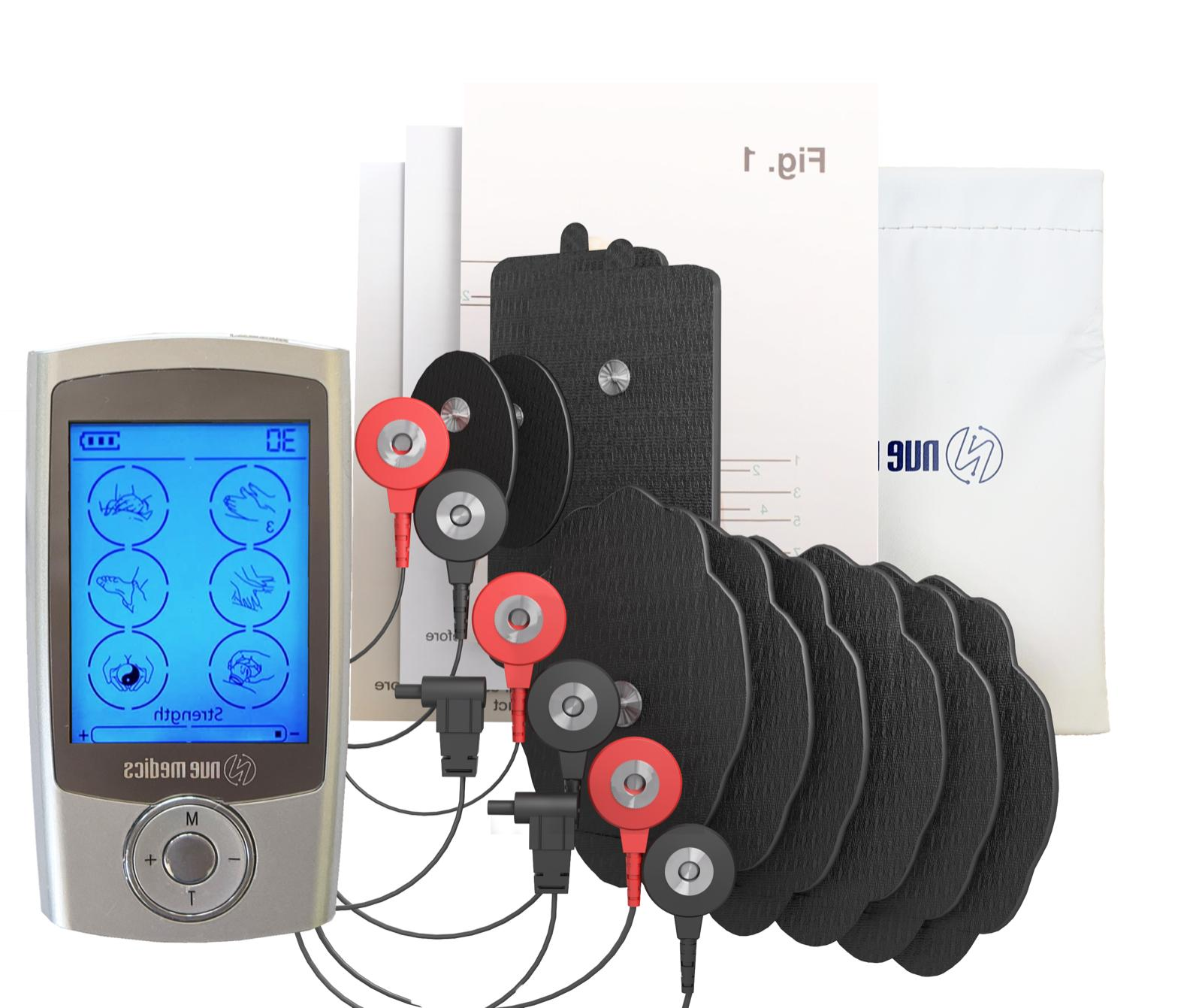 pro 24 rechargeable tens unit with 8