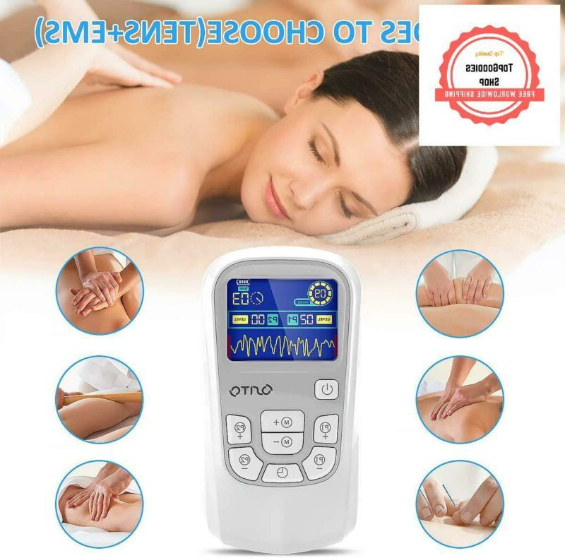 TENS Rechargeable Stimulator Dual