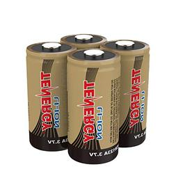 rcr123a li ion rechargeable battery