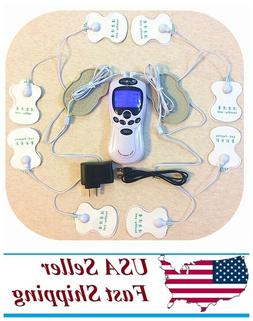 TENS Unit TENS Massager Digital Therapy Acupuncture Muscle T