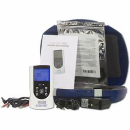 InTENSity Twin Stim III Combo Dual Channel TENS Unit and Mus